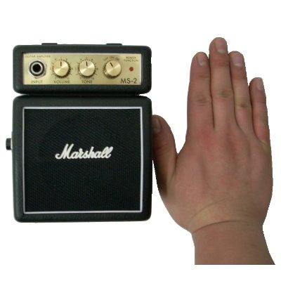 MARSHALL MS-2-E MICRO AMP
